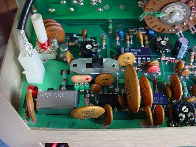 Refurbishing The Wavetek Sam For 88 108 Mhz